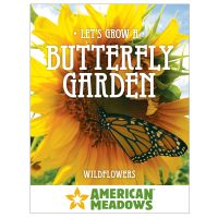 Let's Grow a Butterfly Garden Seed Packet