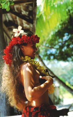 The hawaiian style..