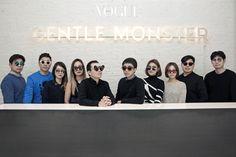 창조적이고, 진보적이며, 파격적인! 패션 월드에 나타난 몬스터 소문이 대단하다. 한국 패션의 새 에너지를 증명하고 있는 젠틀 몬스터 이야기.