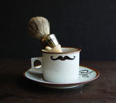 If I thought buying this for Russ would make him keep his shaving stuff more tidy I would so do it.