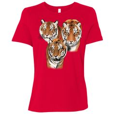 You'll be cat-like when you sport this The Texas Tigers ... Please share it! http://catrescue.myshopify.com/products/b6400-bella-canvas-ladies-relaxed-jersey-short-sleeve-t-shirt-5?utm_campaign=social_autopilot&utm_source=pin&utm_medium=pin