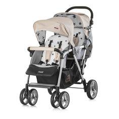 Silla paseo gemelar tandem - Original Bebés