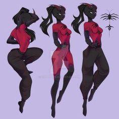 Spidersona by KindoLame on DeviantArt Spider Art, Spiderman Spider, Spider Webs, Spiderman Suits, Spider Costume, Hero Costumes, Superhero Design, Marvel Art, Character Design Inspiration