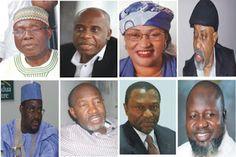 Welcome to Ochiasbullet's Blog: Senate under pressure over Ngige, Amaechi, Shittu