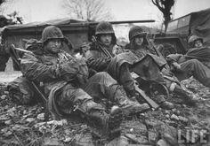 March 1951, Korean War