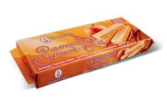 Pumpkin Spice Wafers