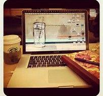 Image result for Starbucks Laptop