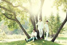 EXO in Nature Republic (Baekhyun, Suho, and Kyungsoo) Kyungsoo, Chanyeol, Exo Nature Republic, Exo Chen, Korean Star, New Pictures, Exotic, Journey, Photoshoot
