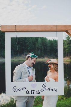 13 photocall para bodas originales y divertidas