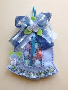 Muslim Holidays, Jingle All The Way, Mani, Felt Crafts, Spring, Projects To Try, Shabby Chic, Floral, Diy Accessories