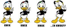 donald duck verlegen - Google zoeken