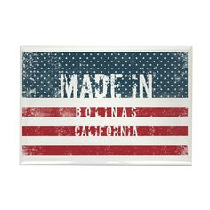 Made in Bolinas, California Magnets