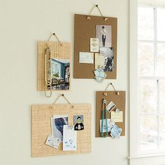 Rope Knot Magnetic Boards