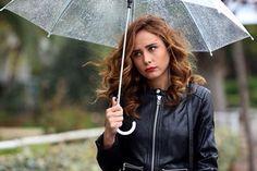 Turkish Actors, Raincoat, Long Hair Styles, Celebrities, Faces, Beauty, Fashion, Rain Jacket, Moda