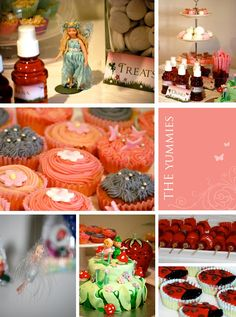 enchanted fairy woodland party