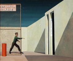 Artist - Jeffrey SMART