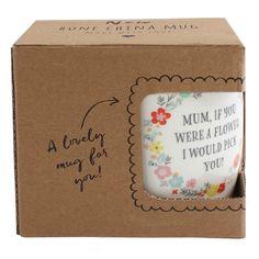 Wholesale Mum flower boxed mug - Something Different
