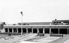 D. F. Malan Airport (now C. T. International) 1958
