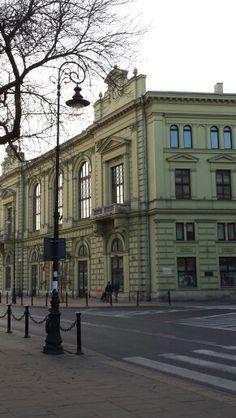 Lublin. Teatr Osterwy