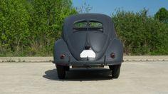Beetle in question is a 1943 model