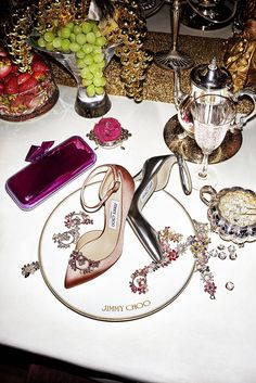 Hungry for Jewels? JIMMY CHOO Doesn't Skip Dessert with the Launch of Cruise 2017 Ad Campaign from LAIRD & PARTNERS BY BRITTANY EGER Jimmy Choo, dazzles and delights with new 2017 cruise …