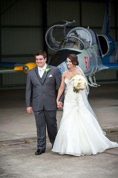 beautiful bride Kayleen in her gorgeous Sophia Tolli strapless organaza trumpet wedding dress ~  we ❤ this! moncheribridals.com