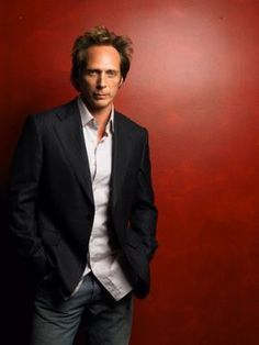 William Fichtner. First caught my attention in the TV show - Prison Break - as Agent Mahone. Pretty much the only reason why I kept watching that show.