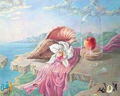 أجمل الرسومات الخيالية لوحات سريالية ..لمحبي الإبداع الخيالي الرسم 741915.jpg