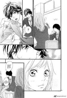 Read manga Ao Haru Ride 004 Read Online online in high quality Miraculous, Ao Haru Ride Kou, Futaba Y Kou, Tanaka Kou, Blue Springs Ride, Anime Boyfriend, Manga Couple, Cute Anime Guys, Manga Pages