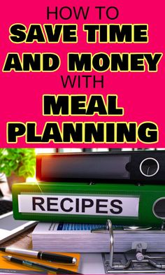 How to save time & money with meal planning / Get your FREE MEAL PLANNING PRINTABLE here. Part of living an organized life is not stressing about what you and your family are going to eat next, plus making sure you eat (mostly) healthy and nutritious food. The easiest way to do this is with meal planning. motherslitthelpers.net #mealplanning #homemaking #foodanddrink #moneytips #forthehome #timemanagement