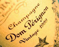 VIntage Dom Perignon