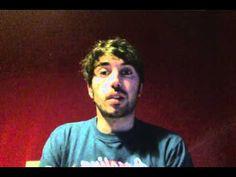 Presentación del videoblog sobre marketing online
