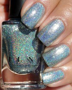Brand: ILNP // Collection: Summer 2015  // Color: Shoreline // Blog: Kellie Gonzo