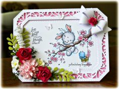 Just Love To Stamp: Whimsy stamps - Springtime