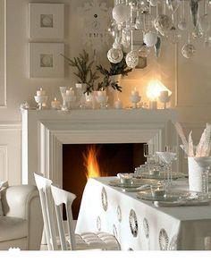 Świeta Bożego Narodzenia - Jadalnia - Styl Prowansalski - Provance Home