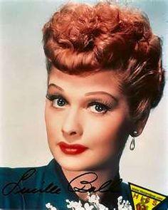 Lucille Ball :)