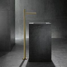 31 Inspiring Black Powder Room Design Ideas With Modern Style Bathroom Spa, Modern Bathroom, Small Bathroom, Bathroom Black, Washroom, Black Powder Room, Powder Rooms, Powder Room Design, Bad Inspiration