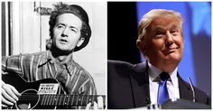 If Woody Guthrie, America's most revered troubadour for social justice, was still alive he would no doubt be celebrating his 104th birthday today by writing songs about Donald Trump's attacks on immigrants, Muslims, the physically handicapped, and other groups and about the growing Black Lives Matter movement against police racism.