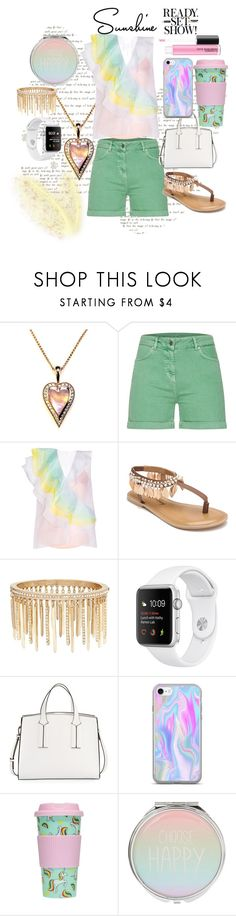 """Colorful beauty"" by jayme-becker ❤ liked on Polyvore featuring Barbour, Delpozo, Penny Loves Kenny, Jenny Packham and French Connection"