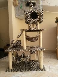 Gimnasio para gatos en mercadolibre gato for Gimnasio casero