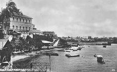 Mombasa Old Harbour 1934 Mombasa Kenya, Nairobi, East Africa, Tanzania, Uganda, Paris Skyline, Coast, Postcards, Adventure