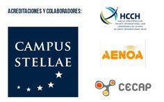 Acreditaciones y colaboradores del Instituto Europeo Campus Stellae. www.campus-stellae.com