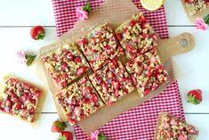 Hafer Strawberry bars-Kooperation mit Kölln
