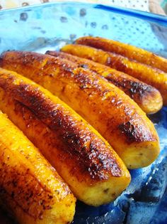 Platanos Maduros Recipe, Seafood Diet, Queso, Hot Dogs, Sugar, Dishes, Eat, Cooking, Ethnic Recipes