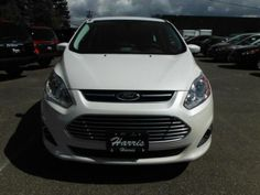2013 Ford C-MAXHybrid SEL SEL 4dr Wagon Wagon 4 Doors White for sale in Lynnwood, WA Source: http://www.usedcarsgroup.com/new-ford-c_max_hybrid-for-sale
