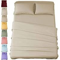 Sonoro Kate Bed Sheet Set Super Soft Microfiber 1800 Thread Count