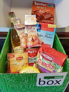 Brandnooz Box Februar 2017 ausgepackt - das Motto: Leckere Winterpause....  http://www.mihaela-testfamily.de  #Brandnooz #Food #Foodbox #BrandnoozBox2017 #tea #healthy