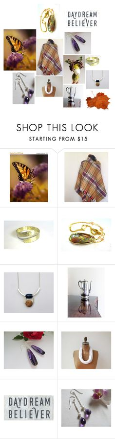 """Day Dream Believer"" by inspiredbyten ❤ liked on Polyvore featuring etsy"