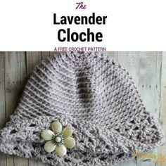 The Lavender Cloche ~ Chaleur Life