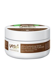Yes to Coconut Ultra Hydrating Facial Soufflé Moisturizer